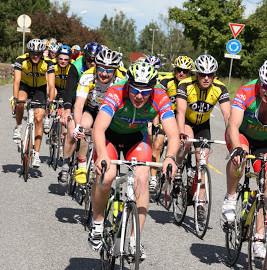 Konvensjonelle tips før sykkelritt