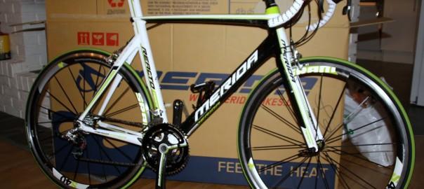 Ny sykkel og ny sesong