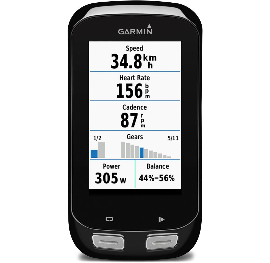 Garmin Edge 1000 - verdt hoppet fra 800/810?