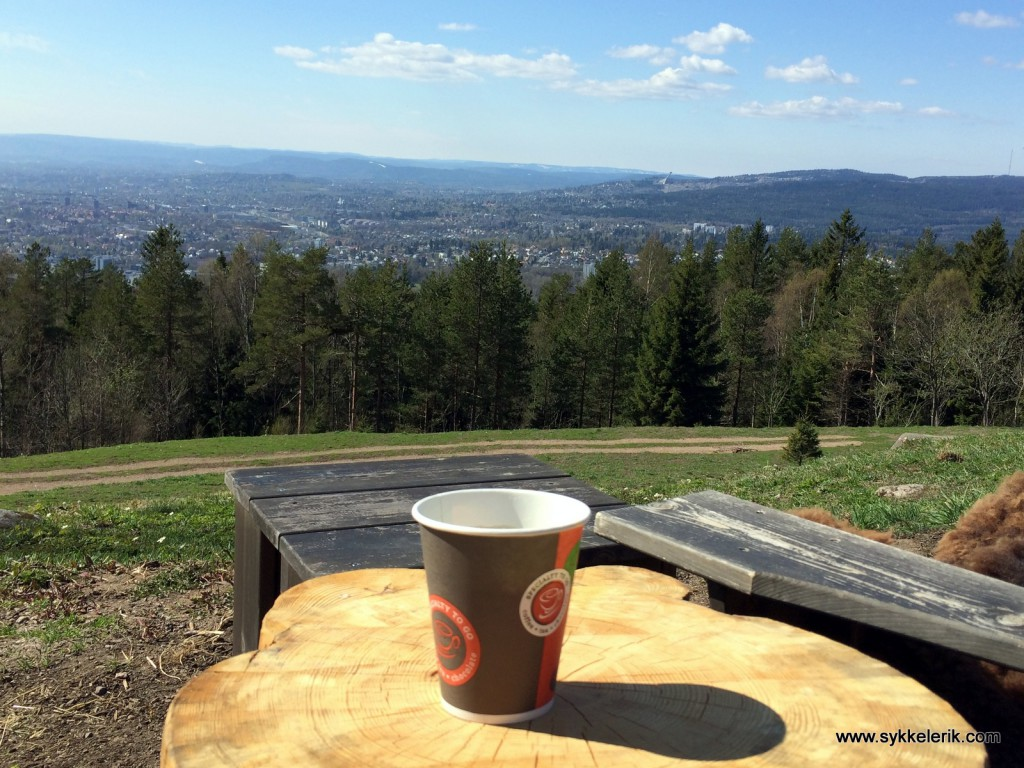 Råere utsikt over Oslo eksisterer knapt