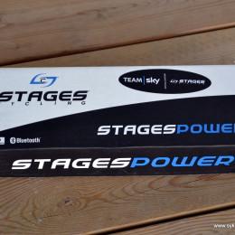 Test av Stages wattmåler