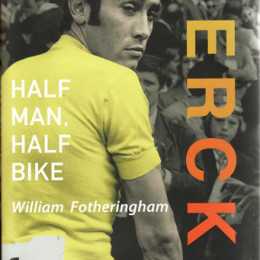 Bokanmeldelse: «Merckx: Half Man, Half Bike» av William Fotheringham