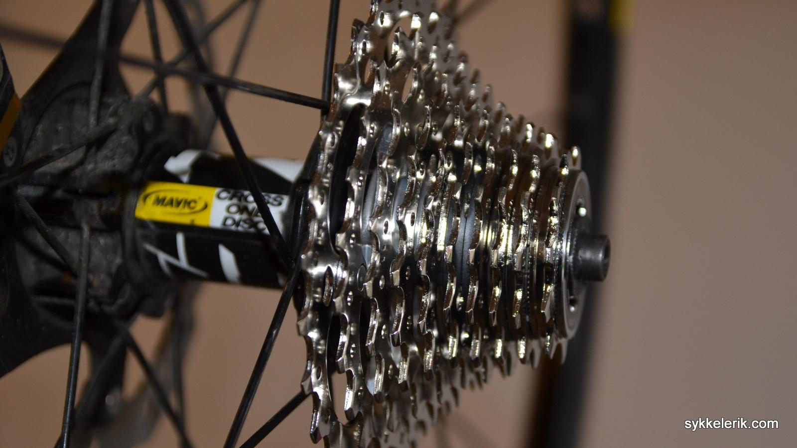 Kassett sykkel