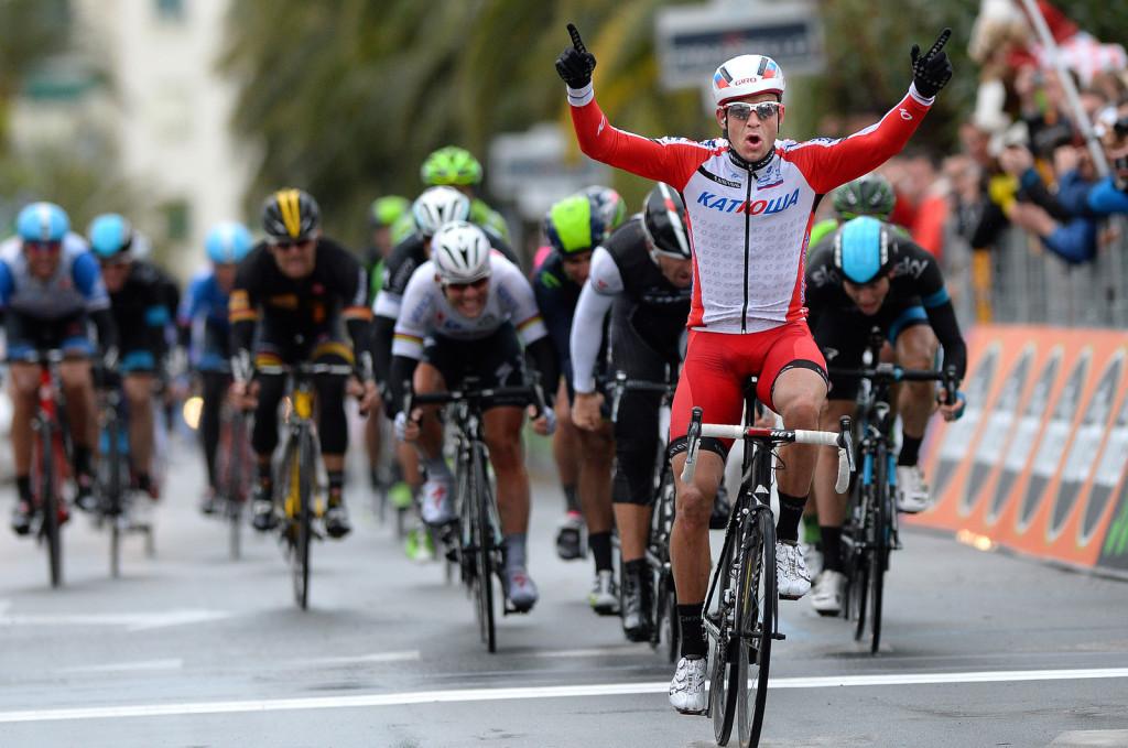 Alexander Kristoff ble i 2014 første nordmann til å vinne en av fem sykkelklassikere. Dette sammen med et dusin andre seire i 2014 var likevel ikke nok til å nomineres til årets utøver på langrennsgallaen.