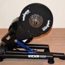 Test av Wahoo Kickr sykkelrulle