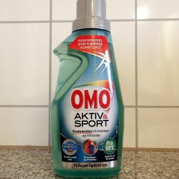Test av OMO Aktiv & Sport: Det enkle er det beste?