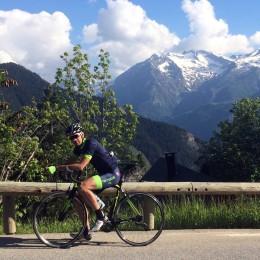 Slik føles det å evereste Alpe d'Huez