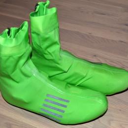 Test av Rapha Pro Team Rain Overshoes