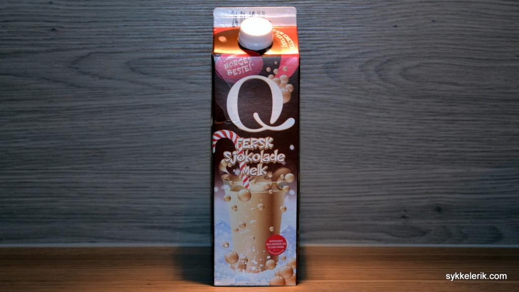 Q Melk Sjokolade.
