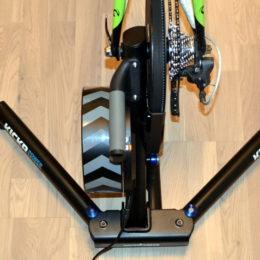 Test av oppdatert Wahoo KICKR sykkelrulle