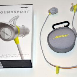 Test av Bose SoundSport Wireless