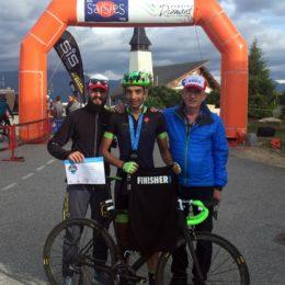 Rittrapport: Tour du Mont Blanc 2017