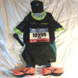 Løpsrapport: Amsterdam Marathon 15.10.2017