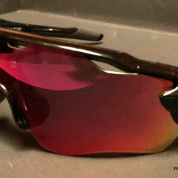 Test av Oakley Radar Pace
